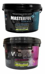 Kit Masterful + Wash Pump 1Kg
