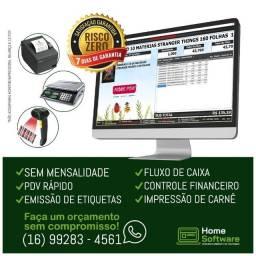 Sistema PDV,Controle Financeiro,Relatório de Caixa,Sem Mensalidade-Porto Alegre