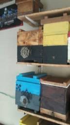 Vendo caixas linda Mirim