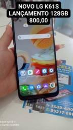 LG K61S LANÇAMENTO 128GB