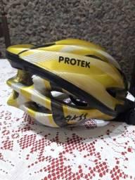 Título do anúncio: Capacete ciclismo bicicleta bike