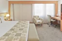 Flat à venda, para investimento, no Holiday Inn Anhembi, com 1 vaga e 1 dormitório