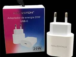 Carregador  turbo USB-C para os novos iPhones