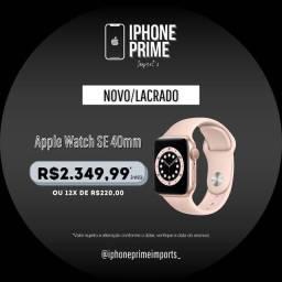 Apple Watch SE e Séries 6 - Novo