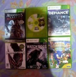 Jogos Originais Xbox 360
