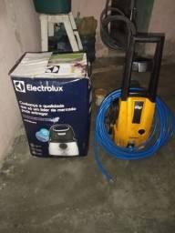 Vendo aspirador de por suga água lavadora de alta pressão