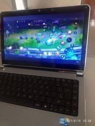 Notebook Itautec Core i3 2.53Ghz 3Gb Ram<br> 500HD... Estado de novo
