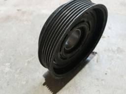 Polia compressor ar condicionado corsa 97/02 compressor zexel argentino peça rara