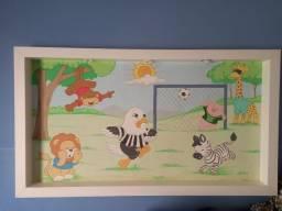 Painel quarto infantil