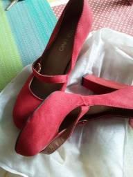 Título do anúncio: Vendo sapato social novo