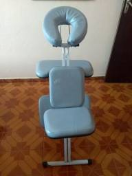 Cadeira quick - massagem - cor  cinza