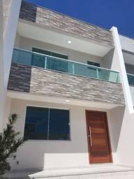 Casa Nova Duplex: 2 (dorms; suítes e vagas).  - Imperdível !! / Última Unidade - Campos-RJ