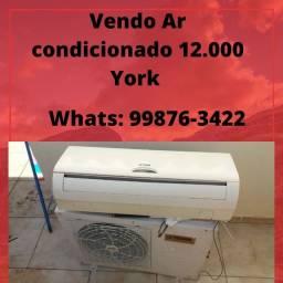 Ar condicionado York 12.000