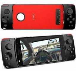 Motorola Moto Snap Gamepad Preto Controle Jogos Linha Z - 299,00