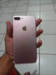 Vendo ou troco iPhone 7 Plus