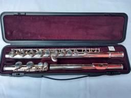 Flauta Transversal Yamaha 281 Made In Japan