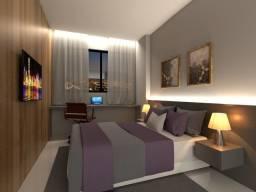 Apartamento 2 quartos no Barro Duro