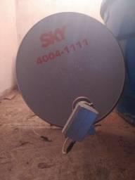 Antena tv as 2 por 70 reais