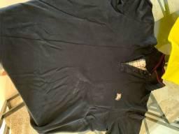 Título do anúncio: Camisa masculina modelo polo da marca BURBERRY BRIT