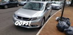 Título do anúncio: Ágio Honda Civic lxs 2014
