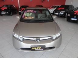 Honda - Civic Lxs 1.8 Completo