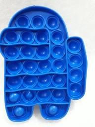 Pop Its Fidget toy colorido Tiktok Bubble Alivio Do Estresse brinquedos