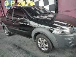 Fiat Strada 3 portas 2016