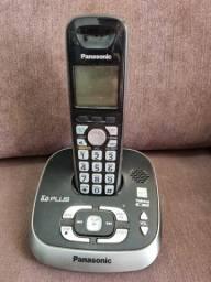 Título do anúncio: Telefone Sem Fio Panasonic Secretaria Eletrônica Kx-tg4031