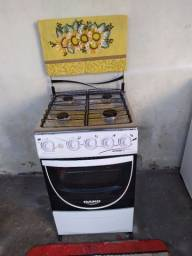 Fogão Dako 4 bocas automático