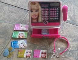 Caixa registradora da Barbie