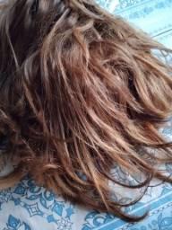 Vendo duas perucas de cabelo natural