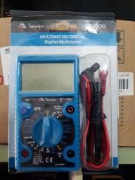 Multimetro digital minipa