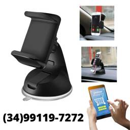 Título do anúncio: Suporte Celular Veicular Ventosa para Painel
