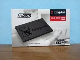 Kingston A400 | SSD Sata 3 com 240GB de armazenamento