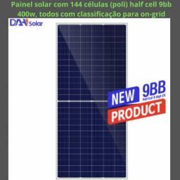Título do anúncio:  Painel Solar 400W (Módulo Fotovoltaico)
