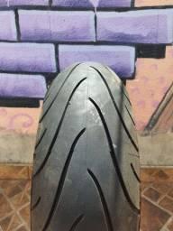 Pneu traseiro Michelin Aro 17 Pilot Road 2 190/50