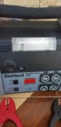 Compressor e carregador de bateria