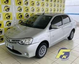 Título do anúncio: Toyota ETIOS XS Sedan 1.5 Flex 16V 4p Mec.