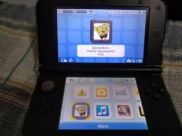 Título do anúncio: 3DS xl desbloqueado e completo