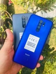 Celular Redmi 9 32GB/64GB R$ 869,00