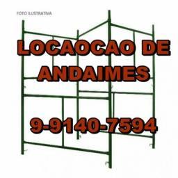 Título do anúncio: Andaimes Locacao 9- *
