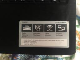 Notebook Acer Aspire 3 a315-23
