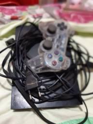 Vendo PS2 aceita troca em celular