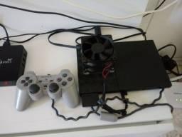 PS2 em perfeito estado