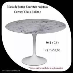 Mesas de jantar Saarinen