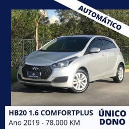 Hb20 2019 NA GARANTIA ABAIXO DA TABELA!