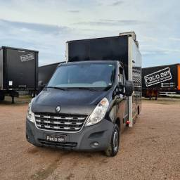 Renault Master 2016 no chassi - Somente 15mil km
