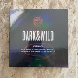 Álbum BTS Dark & Wild lacrado / pronta entrega