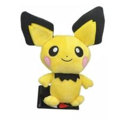 Pichu Pokemon Center Go 16cm Pelucia Original