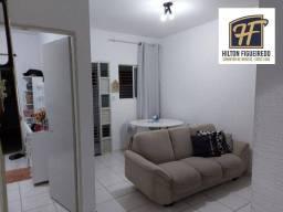 Título do anúncio: Vendo Casa com 2 dormitórios, send 1 suite, sla, var, area de serv.à 400 m da praia, 59 m²